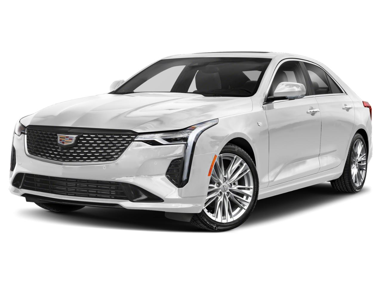 2021 Cadillac CT4 Vehicle Photo in Ocala, FL 34474