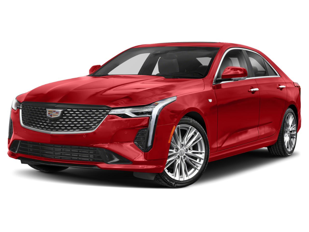 2021 Cadillac CT4 Vehicle Photo in GRAPEVINE, TX 76051-8302