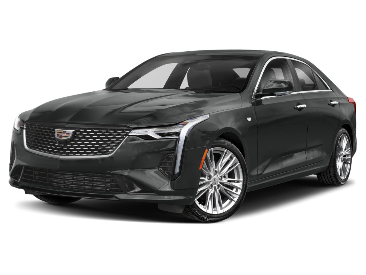 2021 Cadillac CT4 Vehicle Photo in Dallas, TX 75209