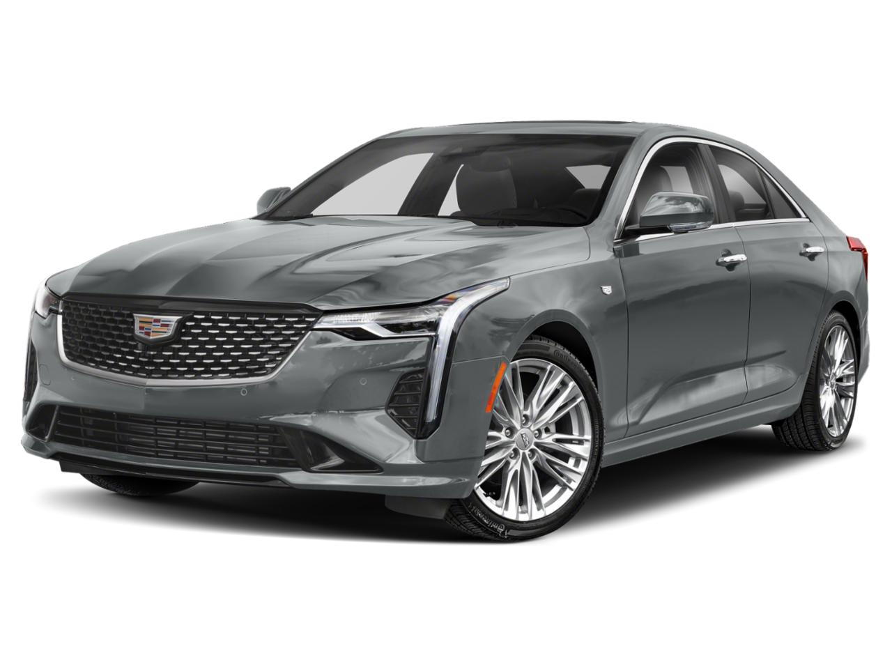 2021 Cadillac CT4 Vehicle Photo in San Antonio, TX 78230