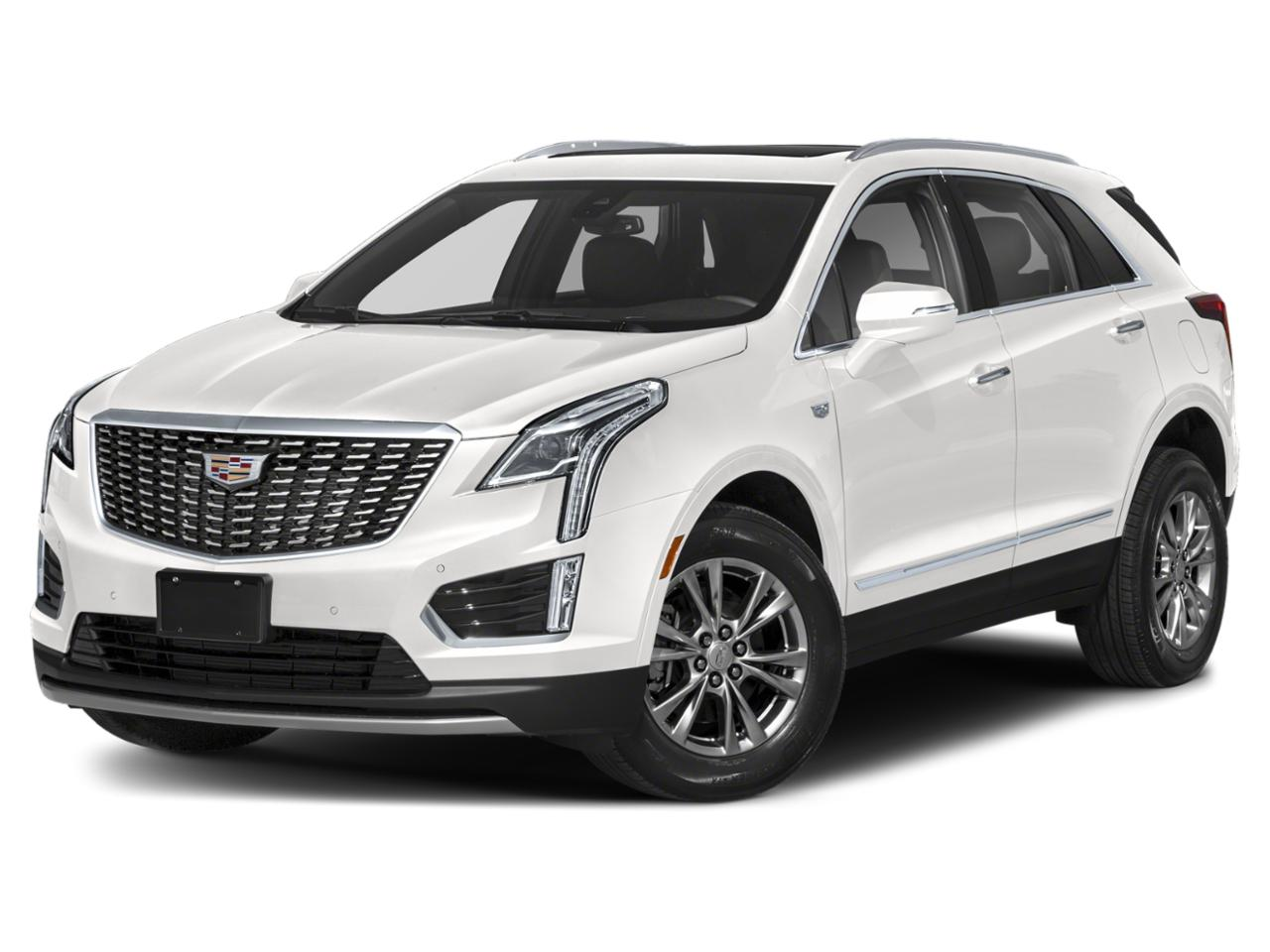 2021 Cadillac XT5 Vehicle Photo in Dallas, TX 75209