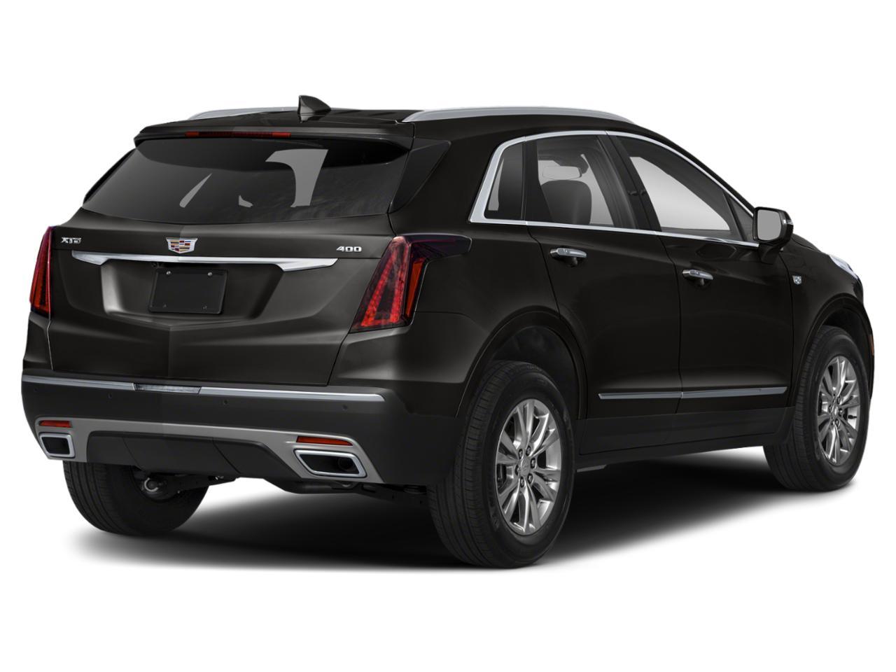 New 2021 Cadillac XT5 Shadow Metallic FWD Premium Luxury ...