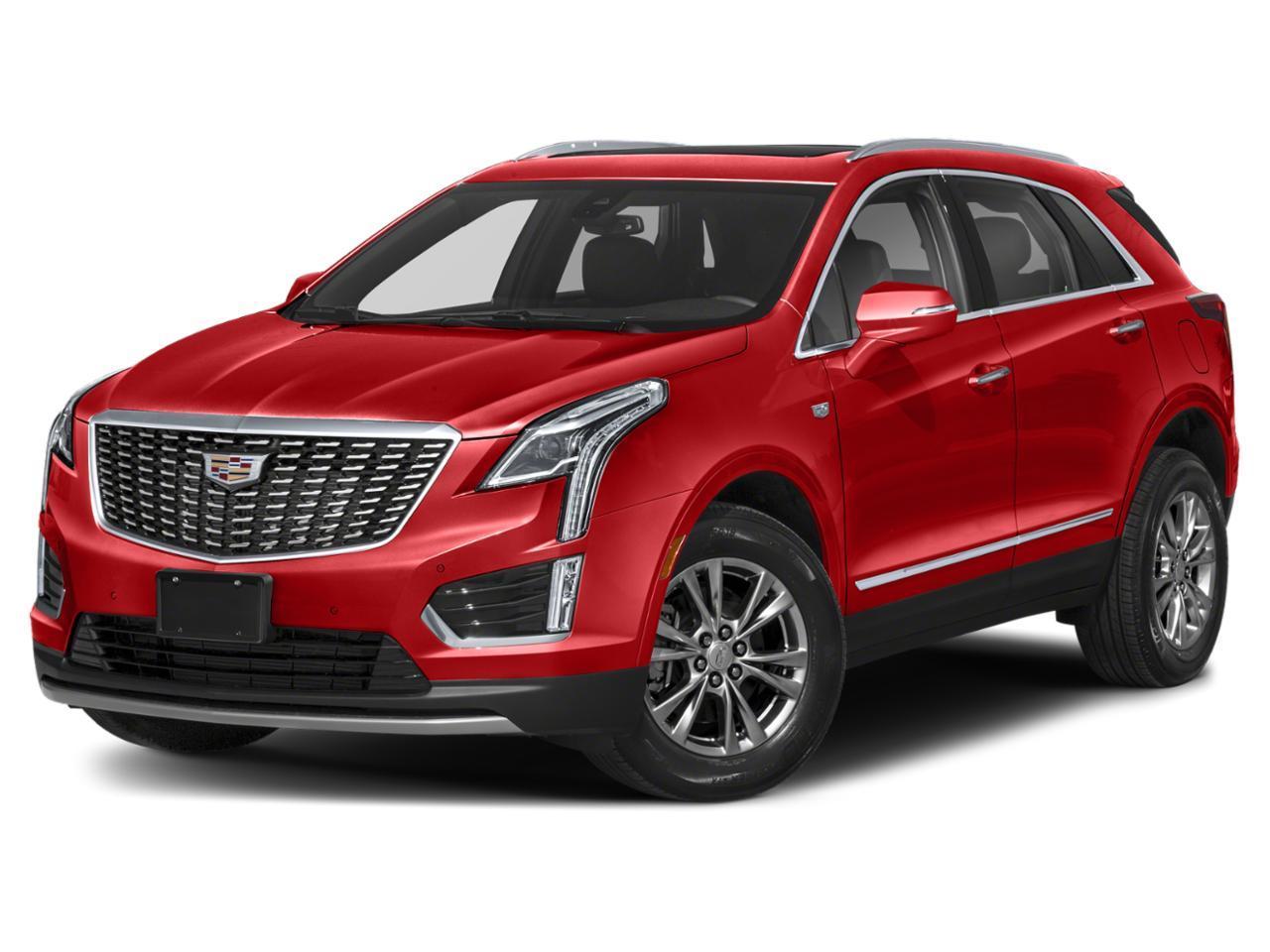 New       2021              Cadillac         XT5       FWD Premium Luxury
