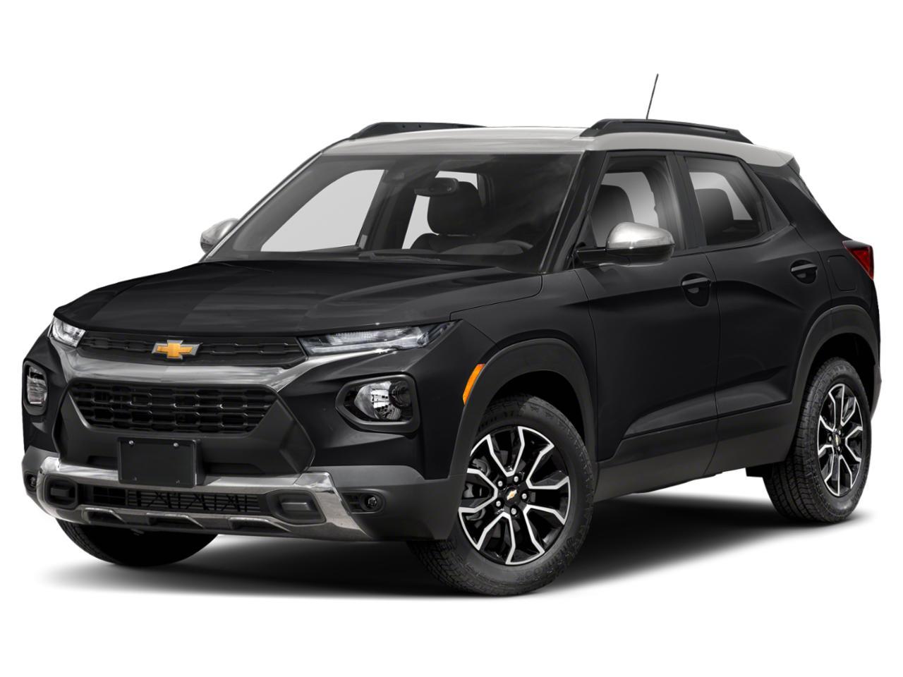 2021 Chevrolet Trailblazer Vehicle Photo in Minocqua, WI 54548