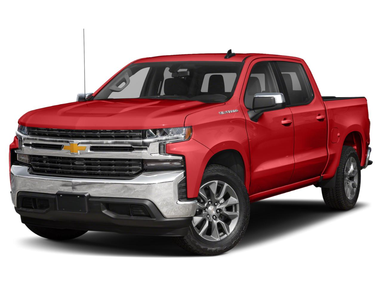 2021 Chevrolet Silverado 1500 Vehicle Photo in Greeley, CO 80634