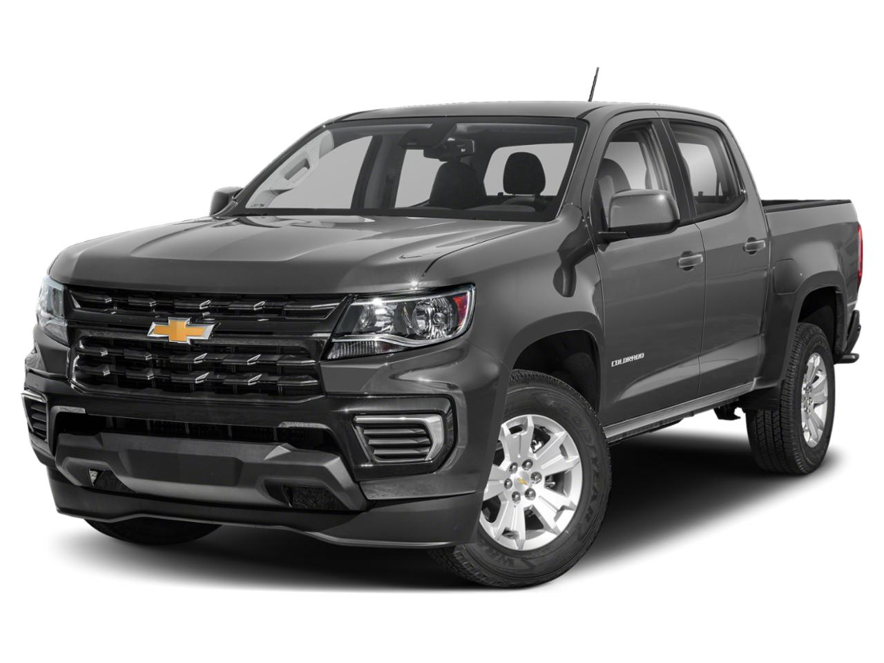 2021 Chevrolet Colorado Vehicle Photo in Greeley, CO 80634
