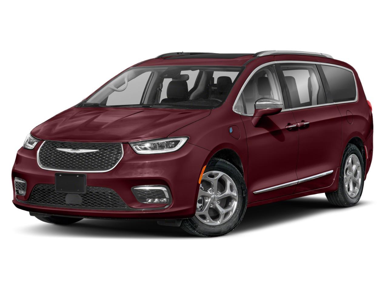 2021 Chrysler Pacifica Vehicle Photo in Oshkosh, WI 54901