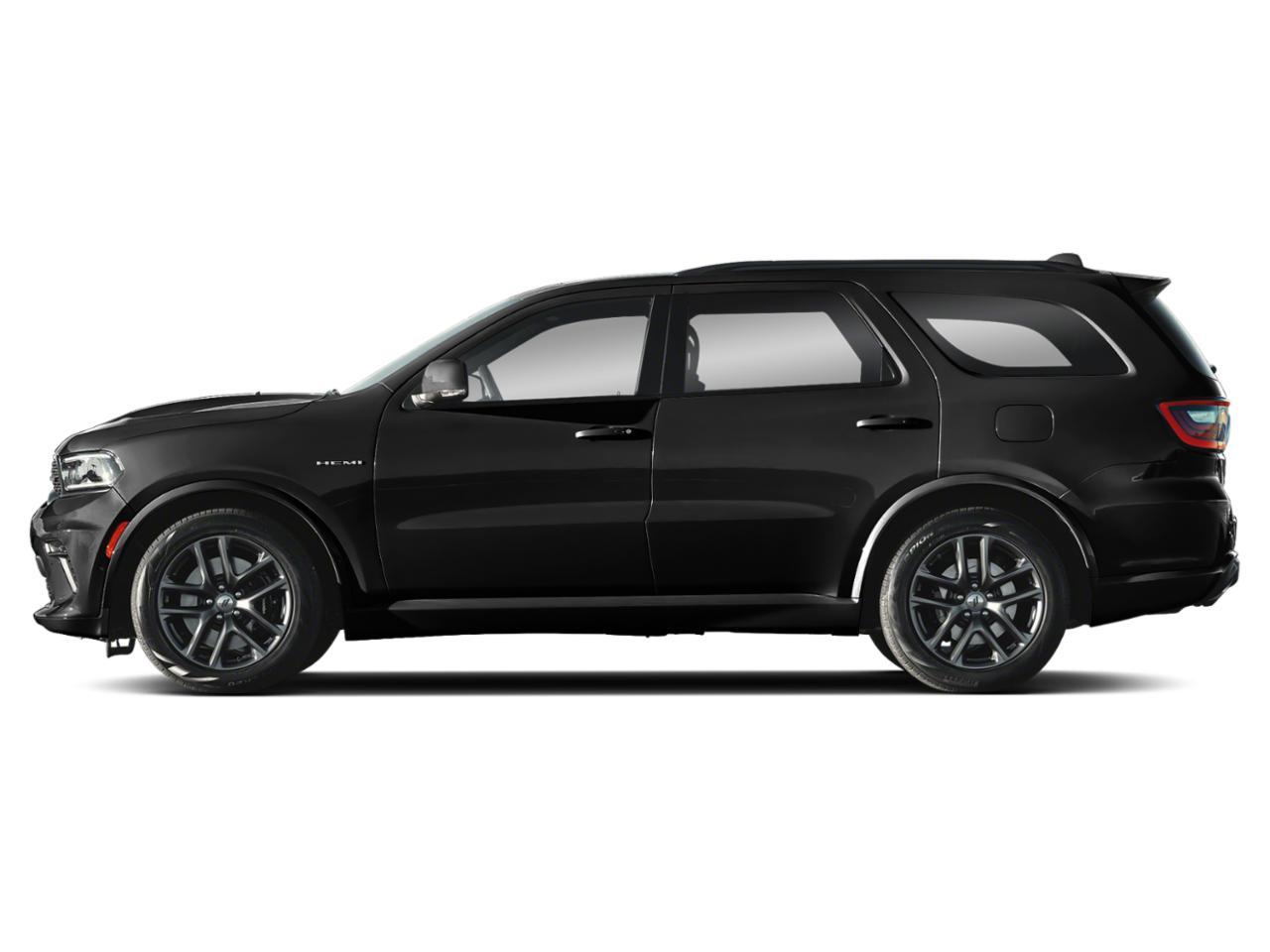 Black Clearcoat 2021 Dodge Durango For Sale At Bergstrom Automotive Vin 1c4rdjdg5mc599202
