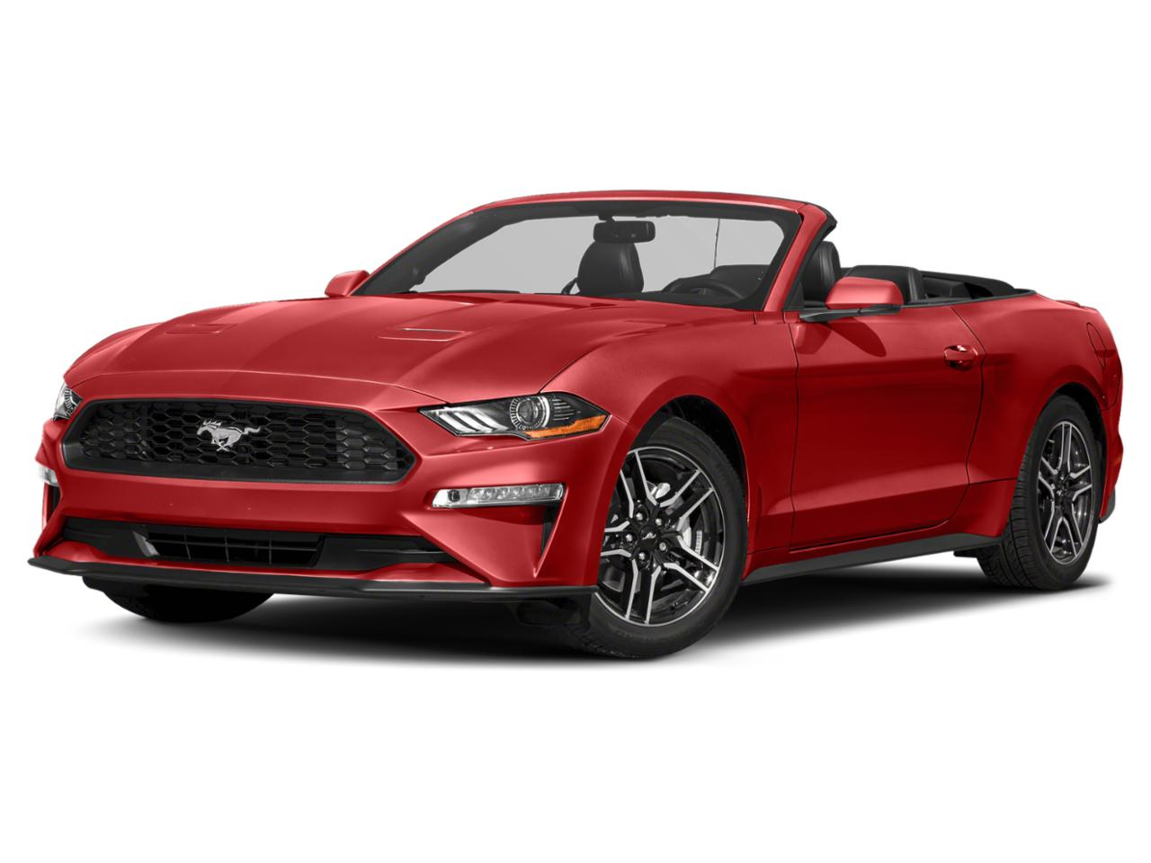2021 Ford Mustang Vehicle Photo in Plainfield, IL 60586