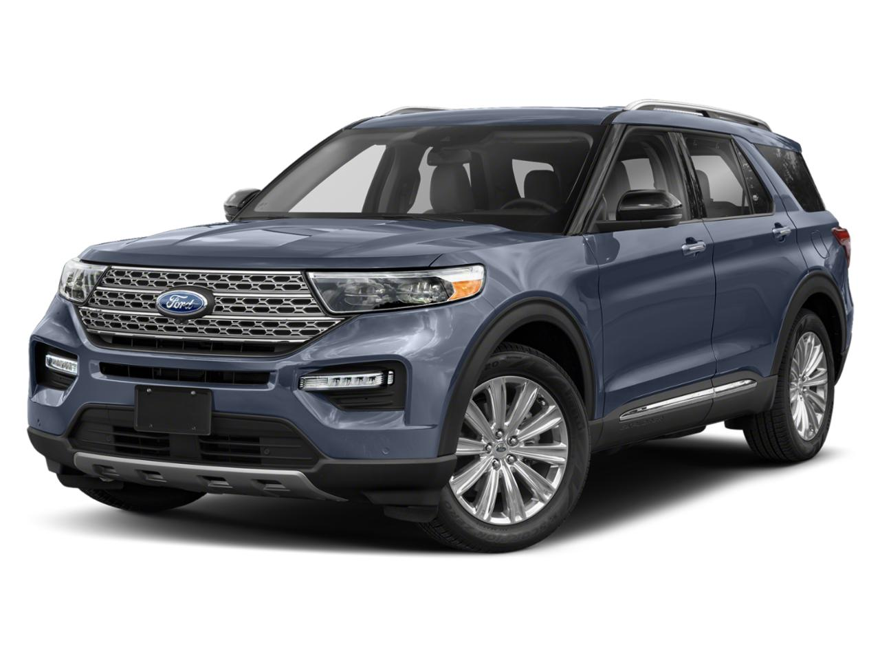 2021 Ford Explorer Vehicle Photo in Neenah, WI 54956-3151