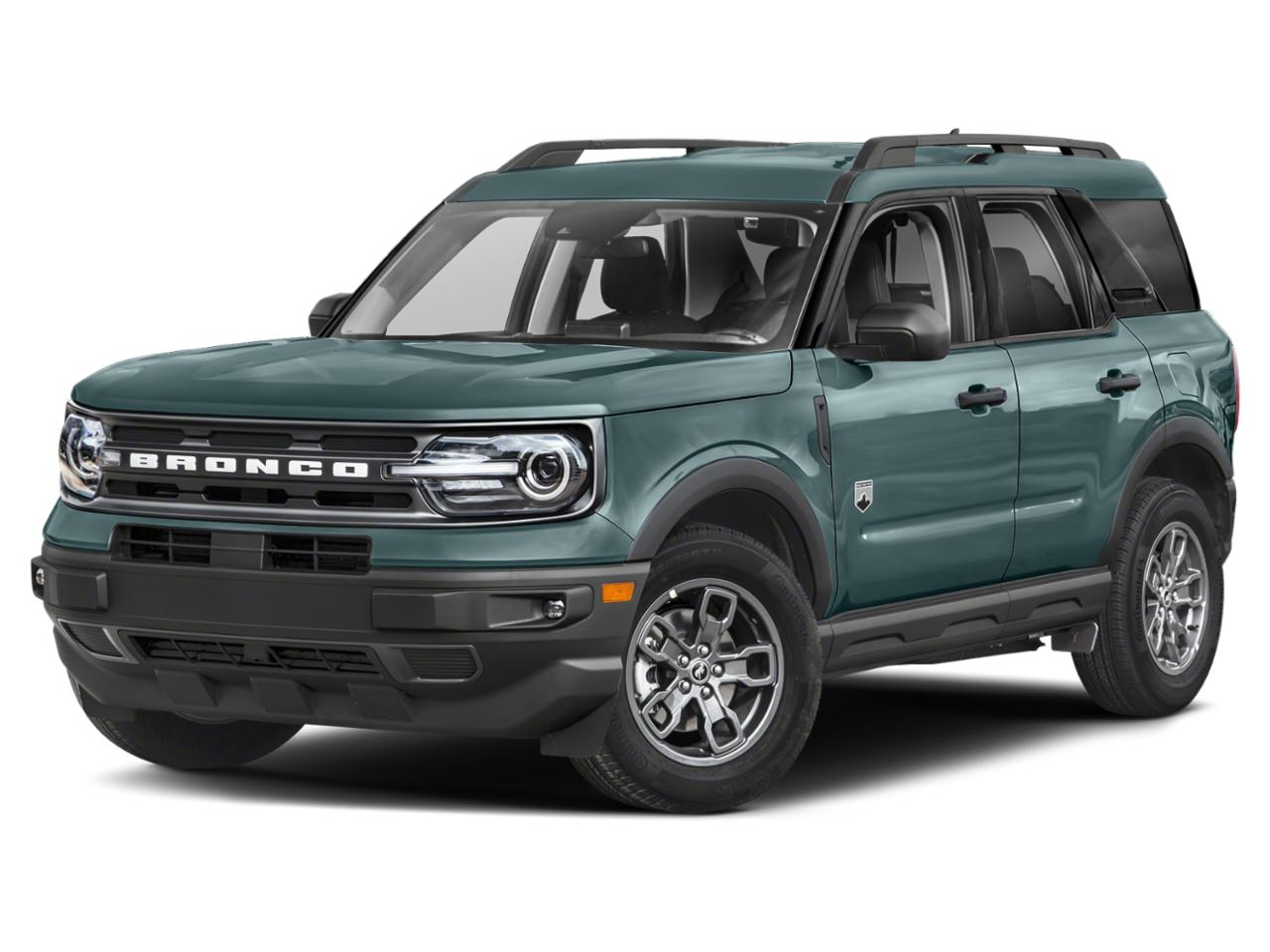 2021 Ford Bronco Sport Vehicle Photo in Colorado Springs, CO 80920