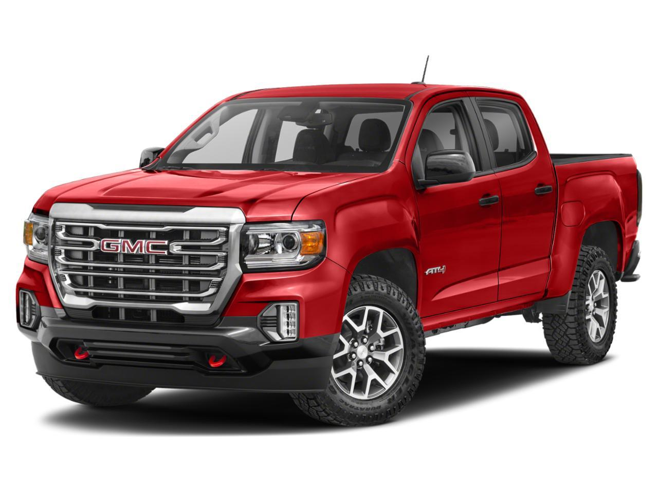 new 2021 gmc canyon crew cab short box 2wheel drive