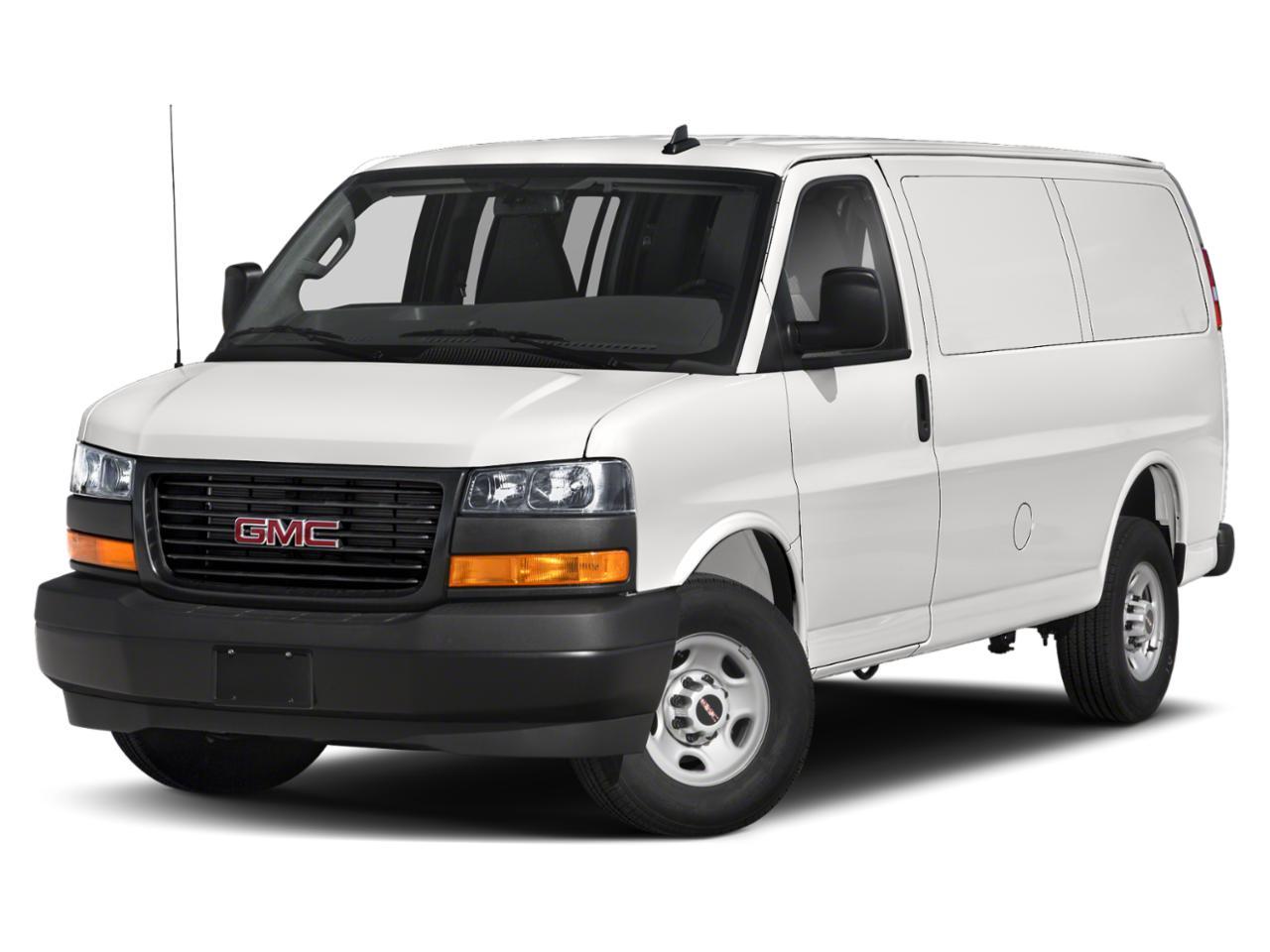 2021 GMC Savana Cargo Van Vehicle Photo in Davison, MI 48423