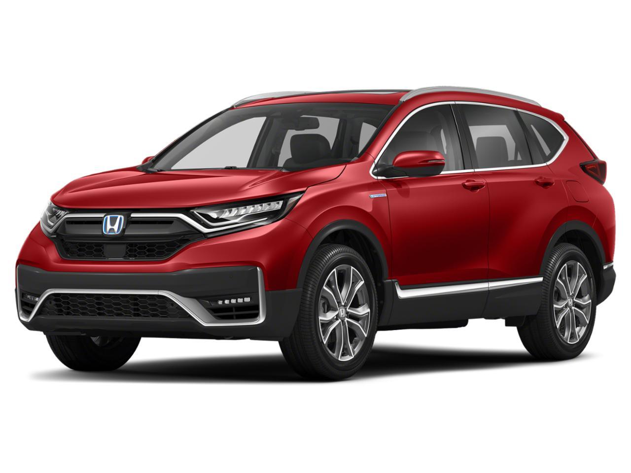 2021 Honda CR-V Hybrid Vehicle Photo in Oshkosh, WI 54904