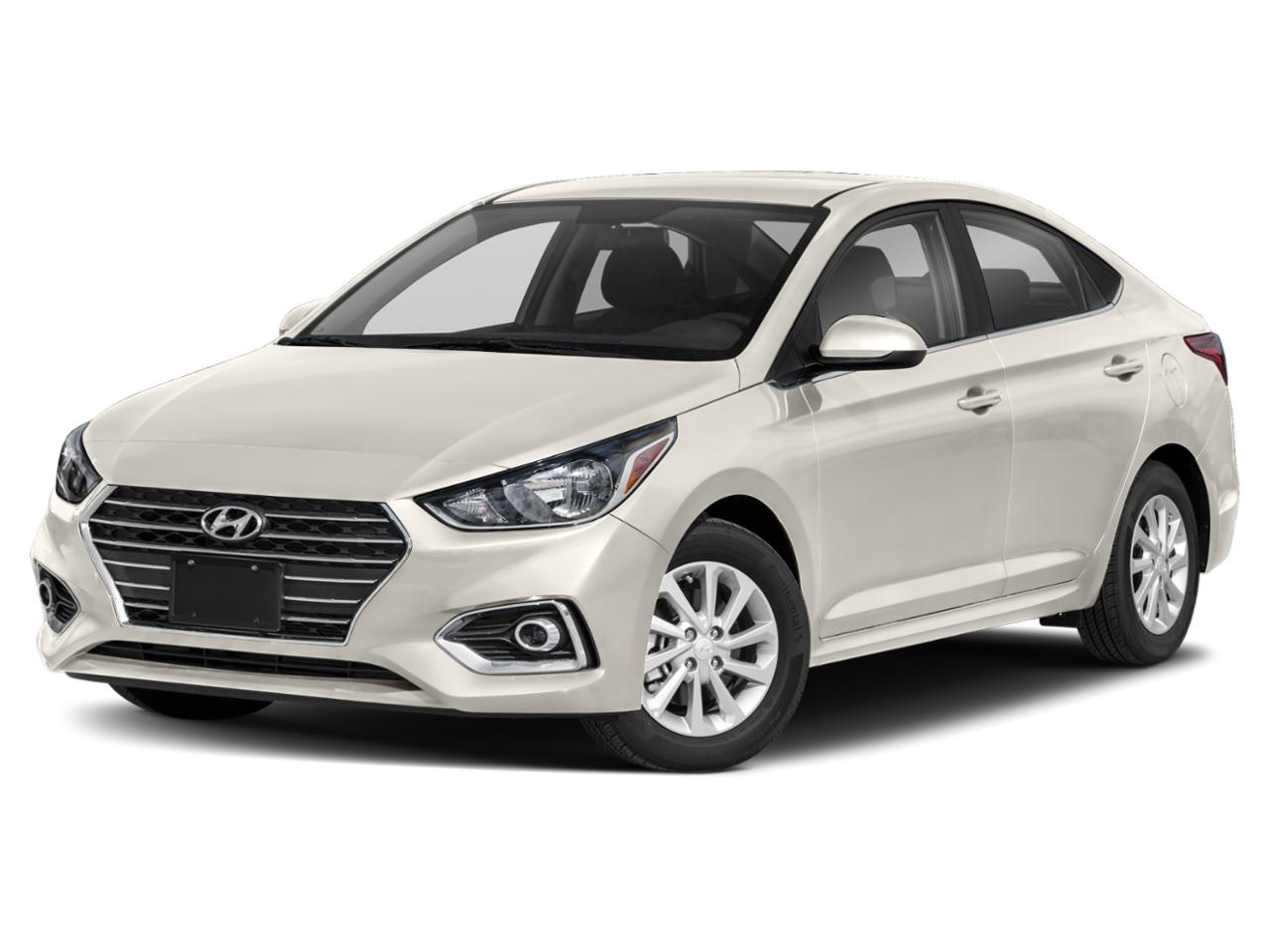 2021 Hyundai Accent Vehicle Photo in Peoria, IL 61615