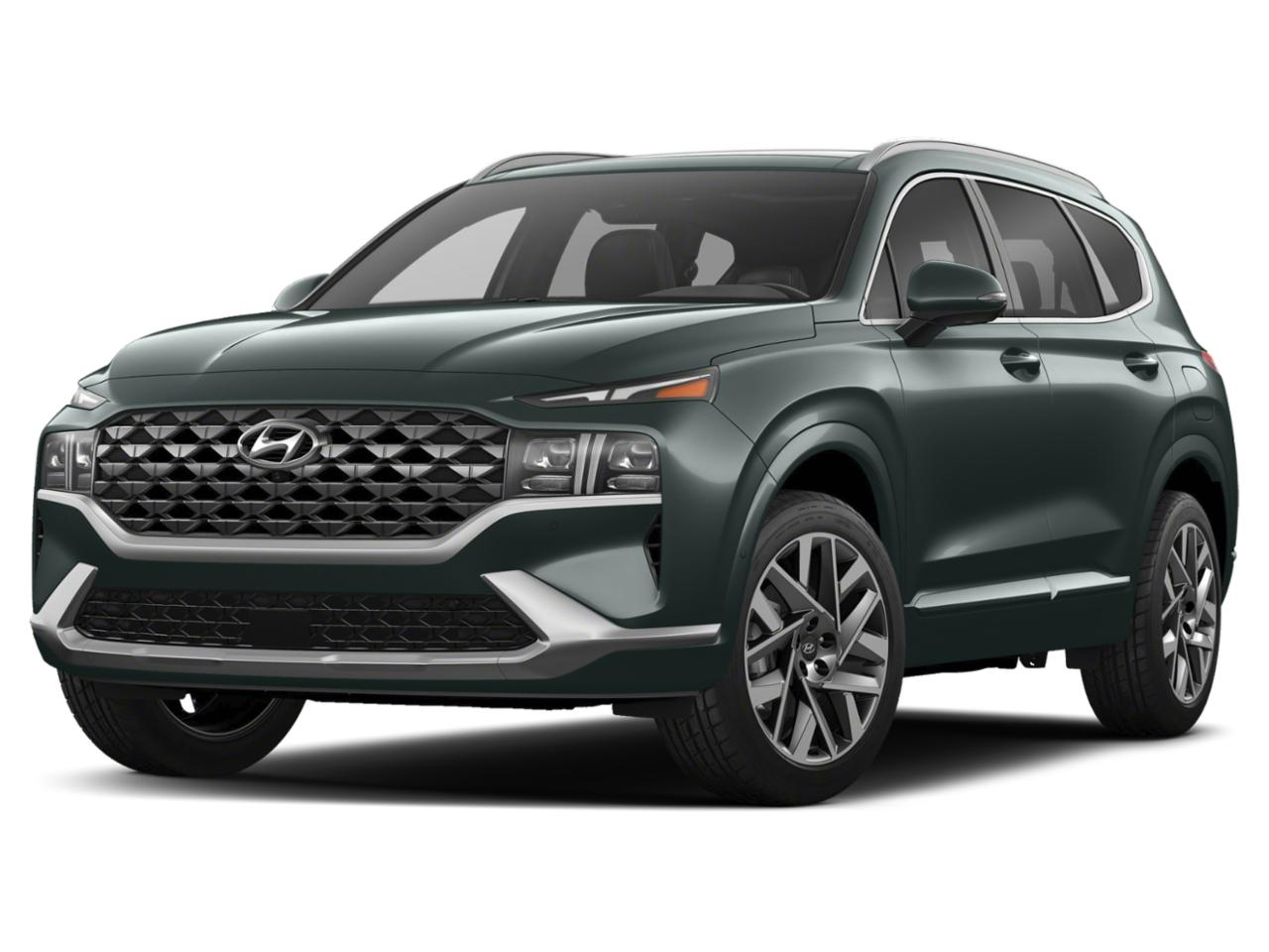2021 Hyundai Santa Fe Vehicle Photo in O'Fallon, IL 62269