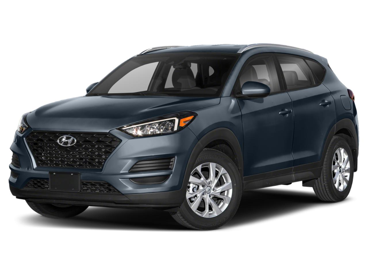 East Petersburg Dusk Blue 2021 Hyundai Tucson: New Suv for ...
