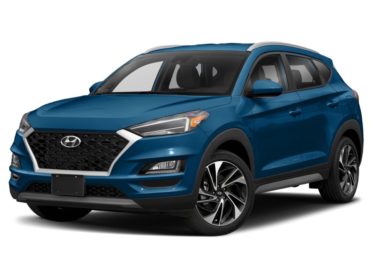 2021 Hyundai Tucson Vehicle Photo in Owensboro, KY 42303