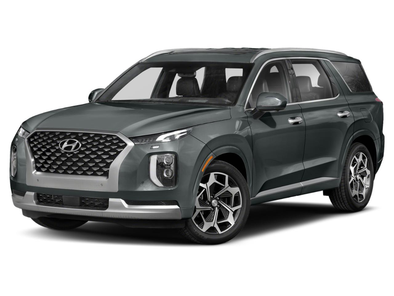 2021 Hyundai Palisade Vehicle Photo in Peoria, IL 61615