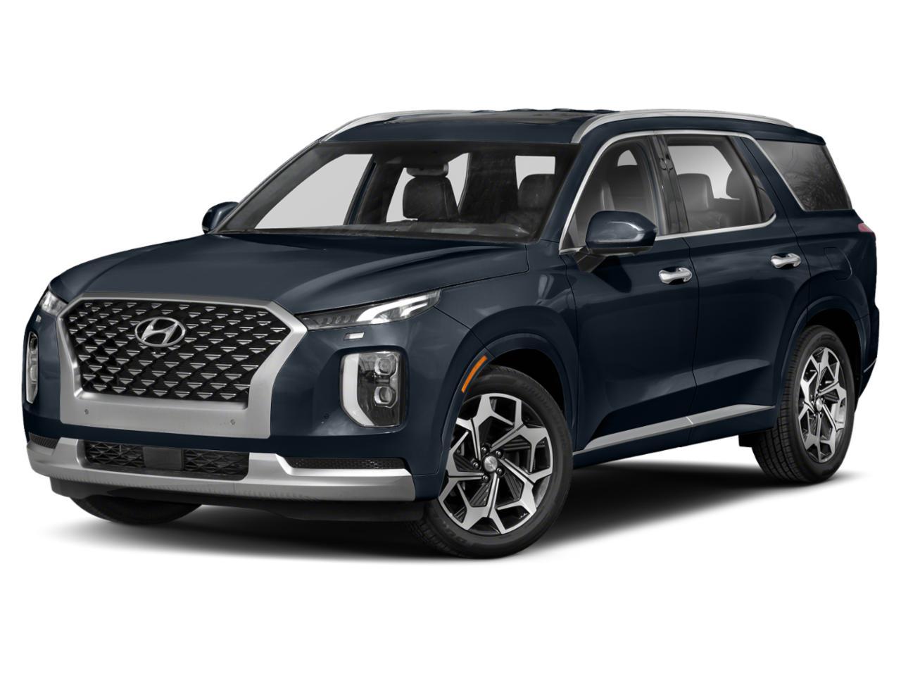 2021 Hyundai Palisade Vehicle Photo in O'Fallon, IL 62269