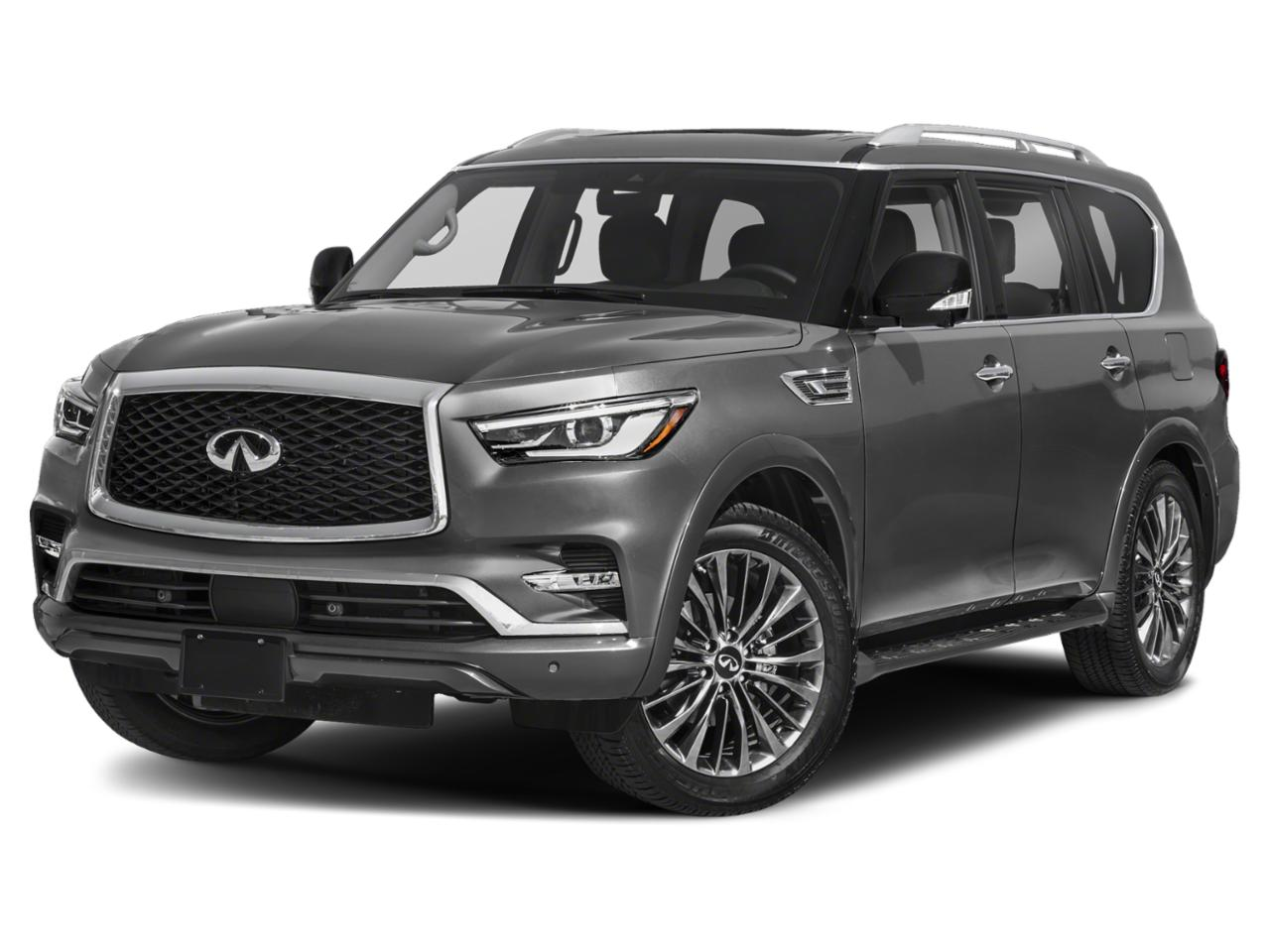 2021 INFINITI QX80 Vehicle Photo in Dallas, TX 75209