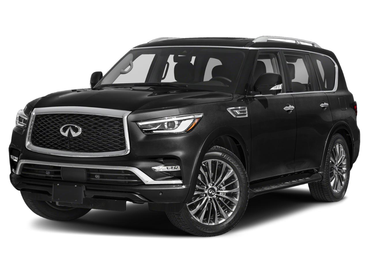 2021 INFINITI QX80 Vehicle Photo in Houston, TX 77090