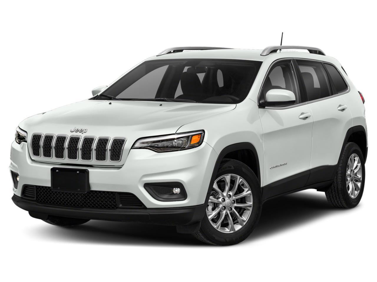 2021 Jeep Cherokee Vehicle Photo in Oshkosh, WI 54901