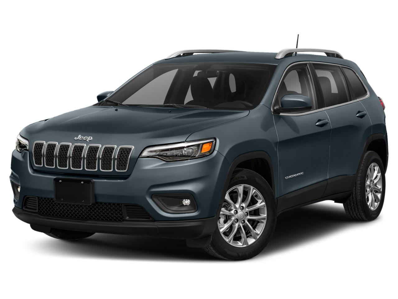 2021 Jeep Cherokee Vehicle Photo in Oshkosh, WI 54901