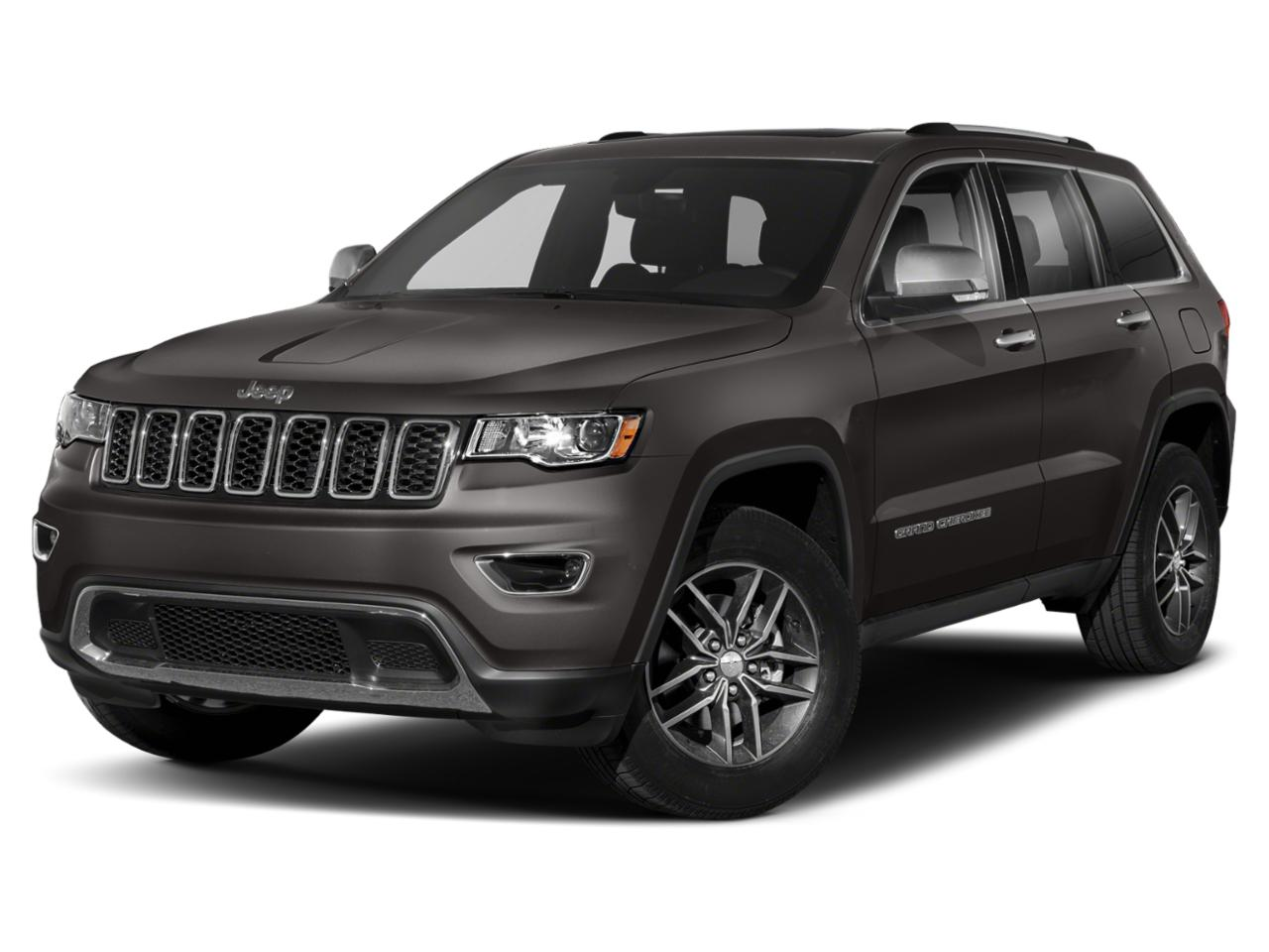 2021 Jeep Grand Cherokee Vehicle Photo in Colma, CA 94014
