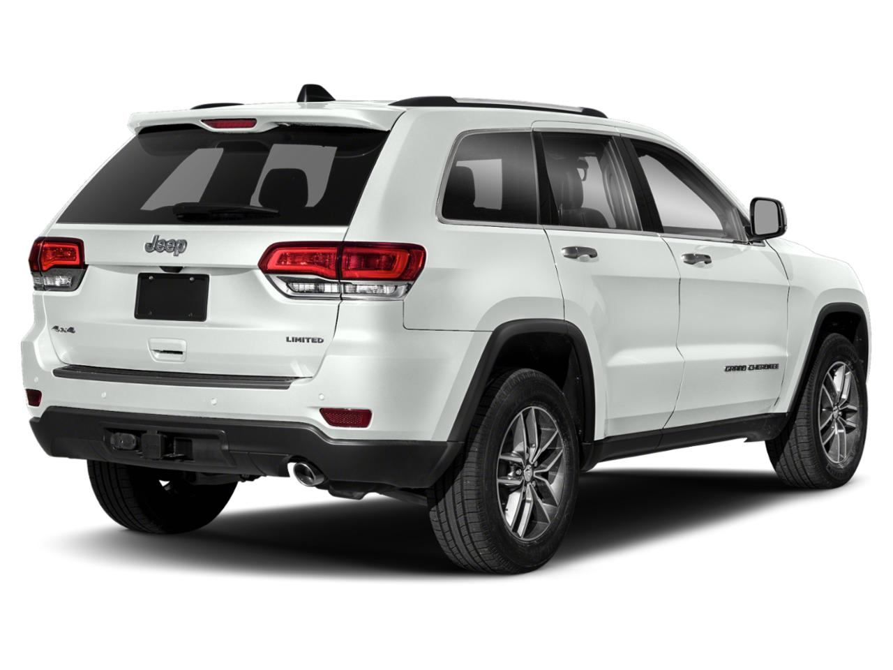 bright white clearcoat 2021 jeep grand cherokee for sale