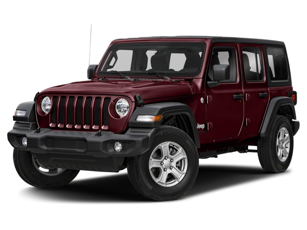 2021 Jeep Wrangler Vehicle Photo in Plainfield, IL 60586