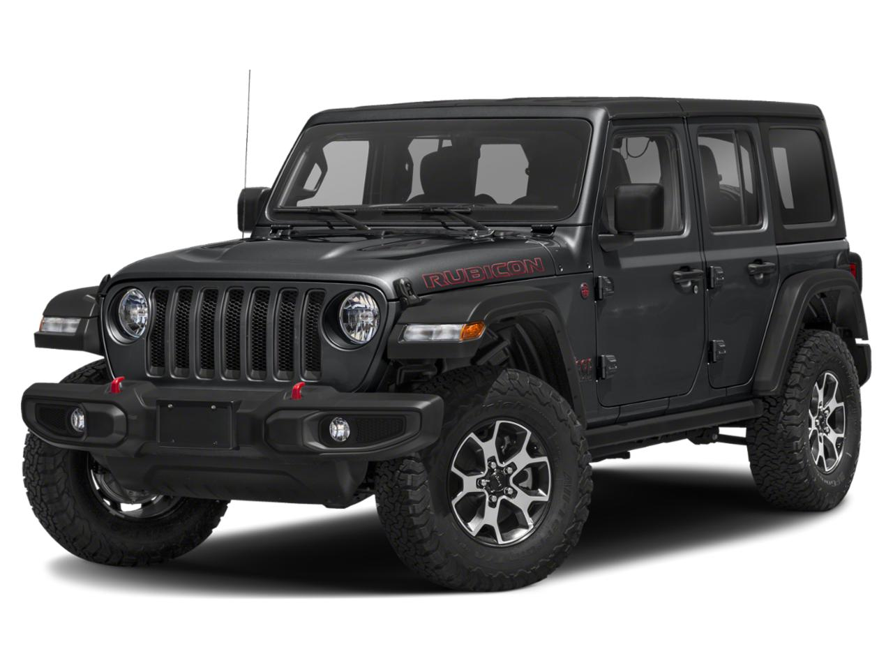 2021 Jeep Wrangler Vehicle Photo in BARTOW, FL 33830-4397