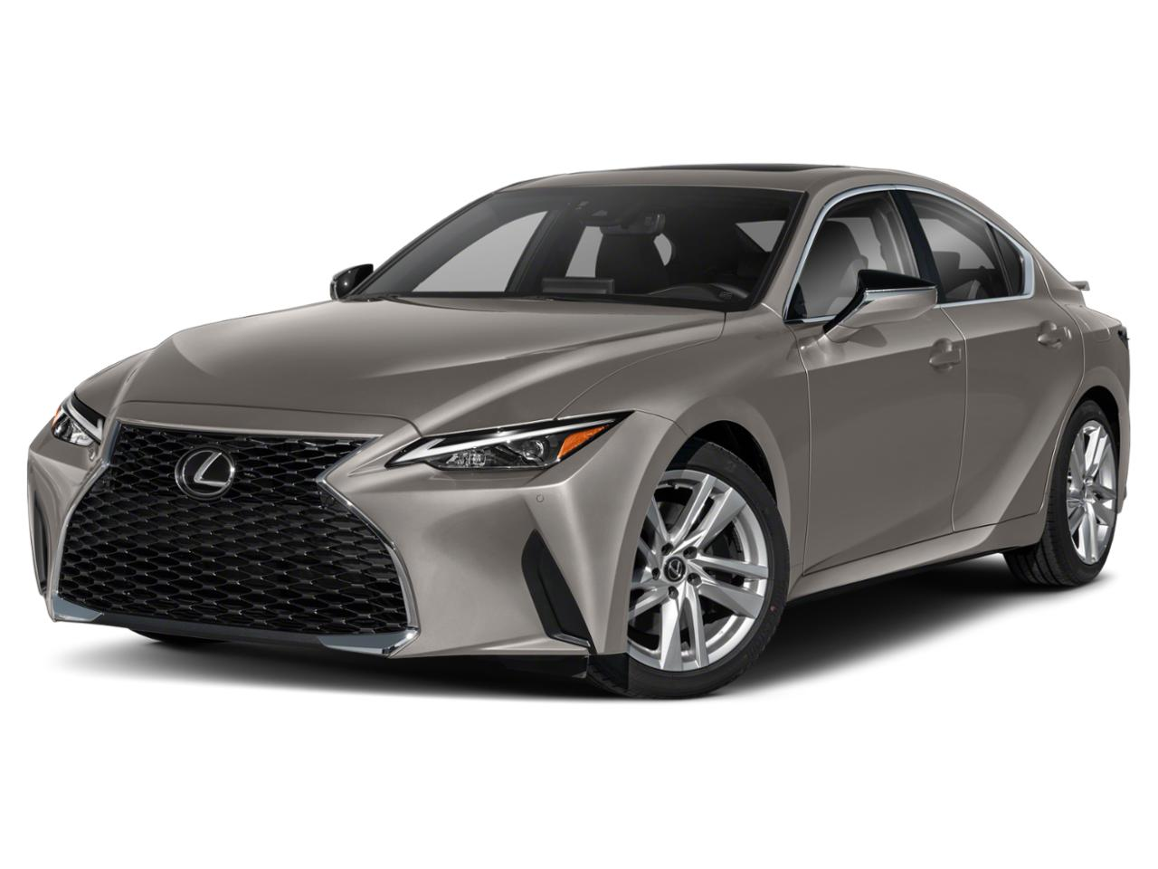 2021 Lexus IS 300 Vehicle Photo in Dallas, TX 75235