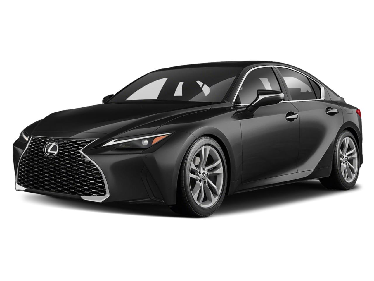 2021 Lexus IS 300 Vehicle Photo in Fort Worth, TX 76132