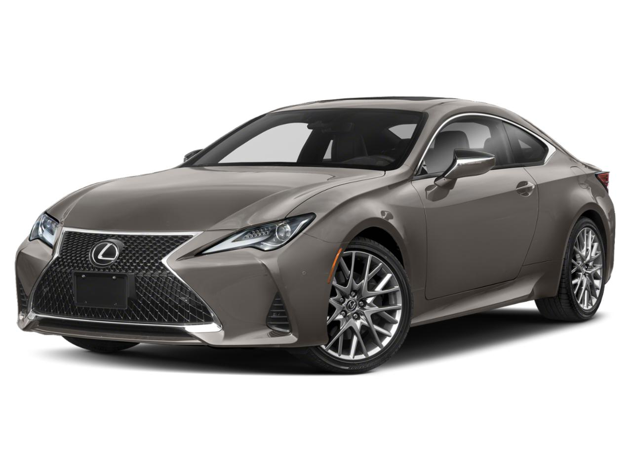 2021 Lexus RC 350 Vehicle Photo in Fort Worth, TX 76132