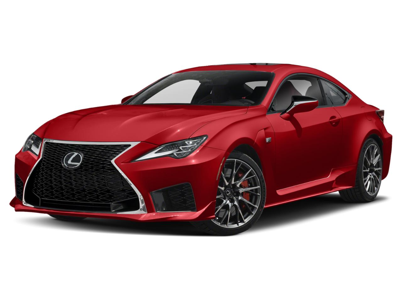 2021 Lexus RC F Vehicle Photo in Fort Worth, TX 76132