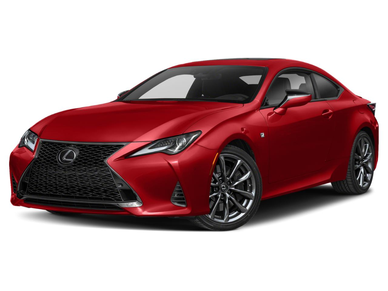 2021 Lexus RC 300 Vehicle Photo in Fort Worth, TX 76132