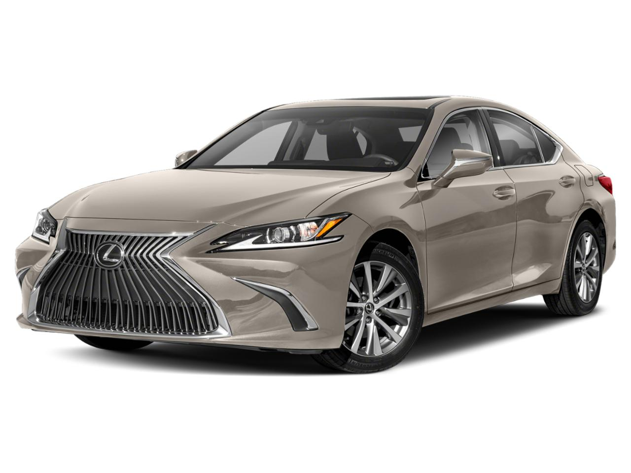 2021 Lexus ES 350 Vehicle Photo in Fort Worth, TX 76132
