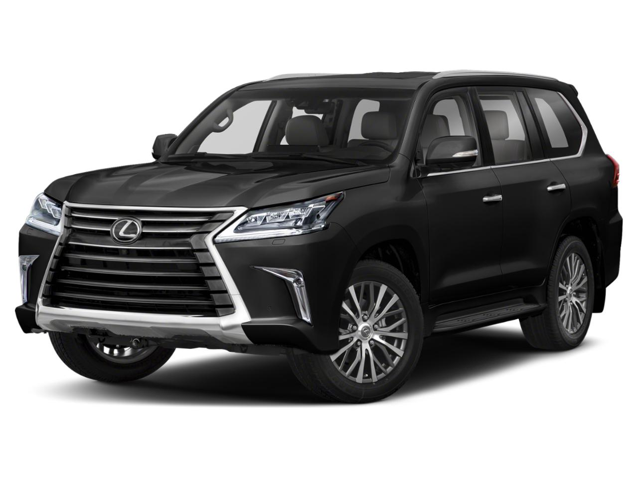 2021 Lexus LX 570 Vehicle Photo in Fort Worth, TX 76132
