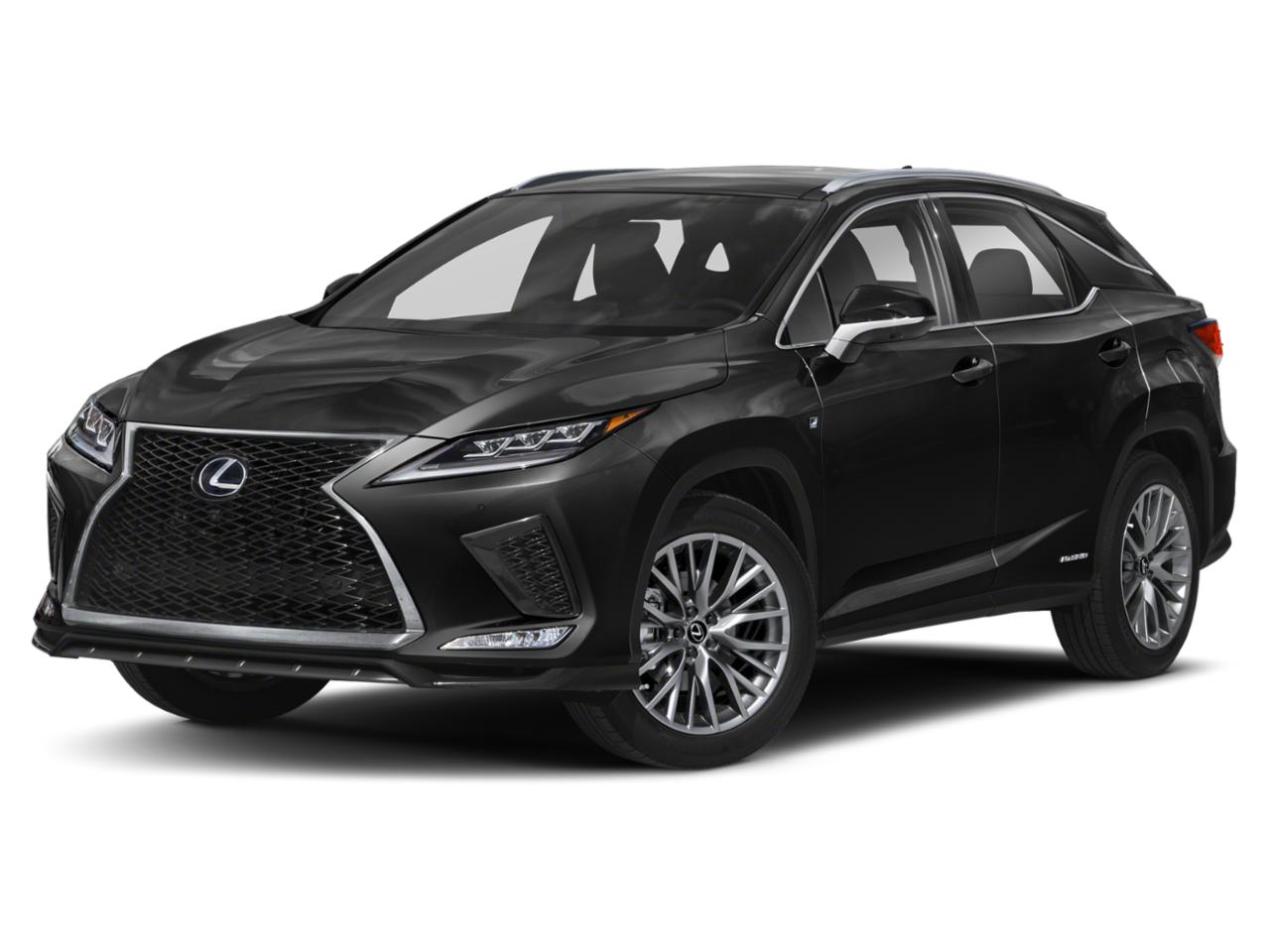2021 Lexus RX 450h Vehicle Photo in Dallas, TX 75235