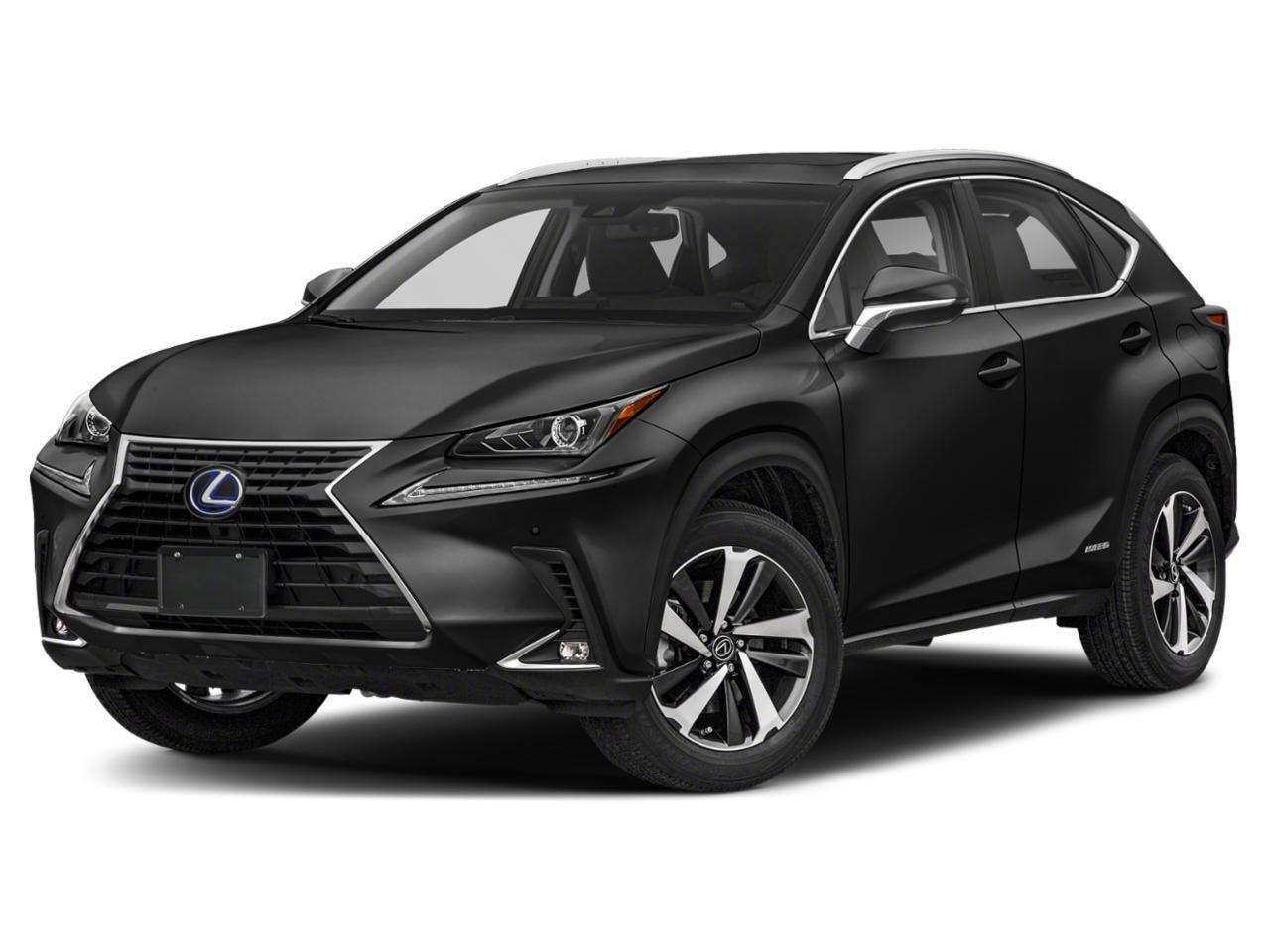 2021 Lexus NX 300h Vehicle Photo in Dallas, TX 75235