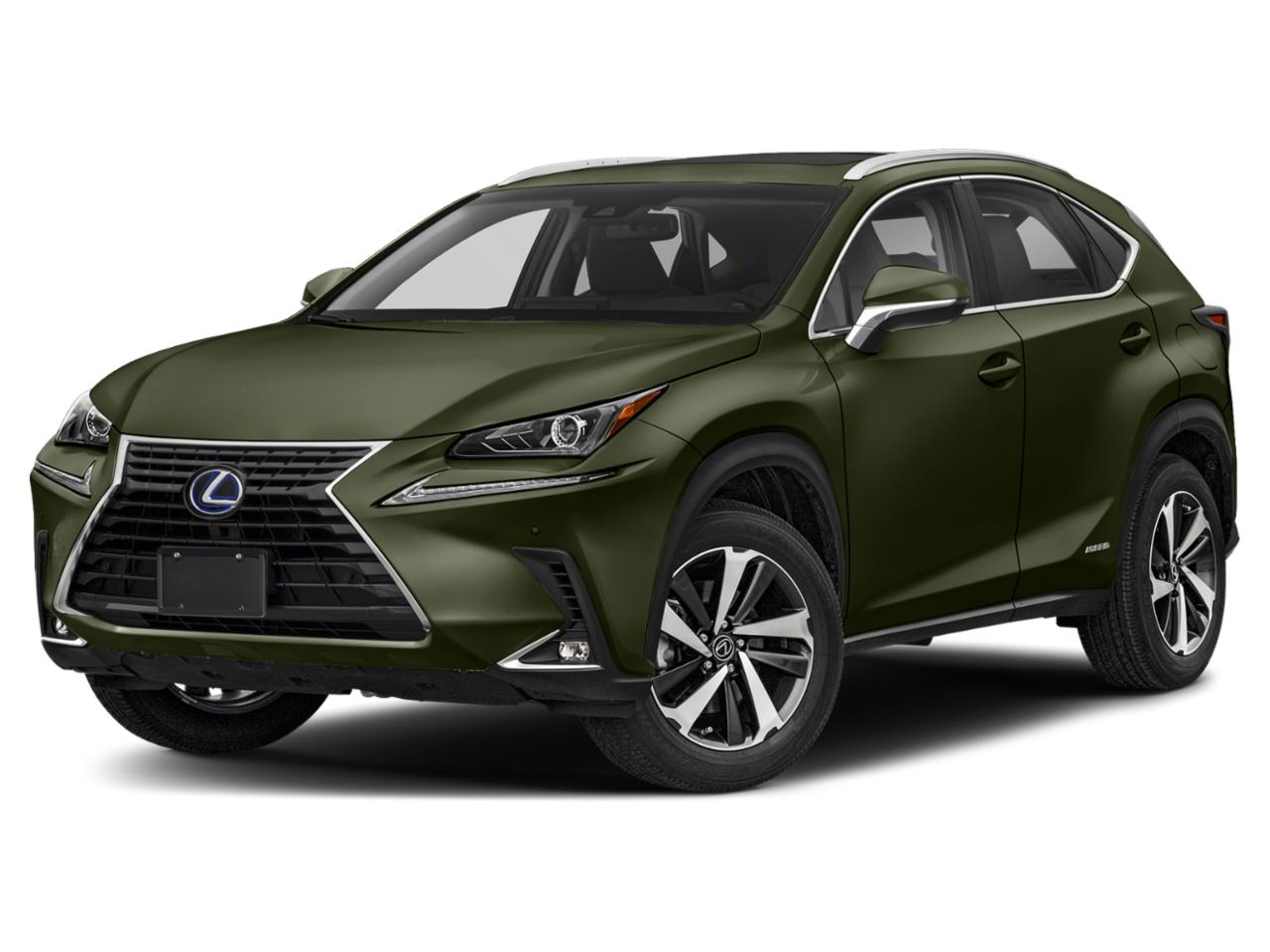 2021 Lexus NX 300h Vehicle Photo in Fort Worth, TX 76132