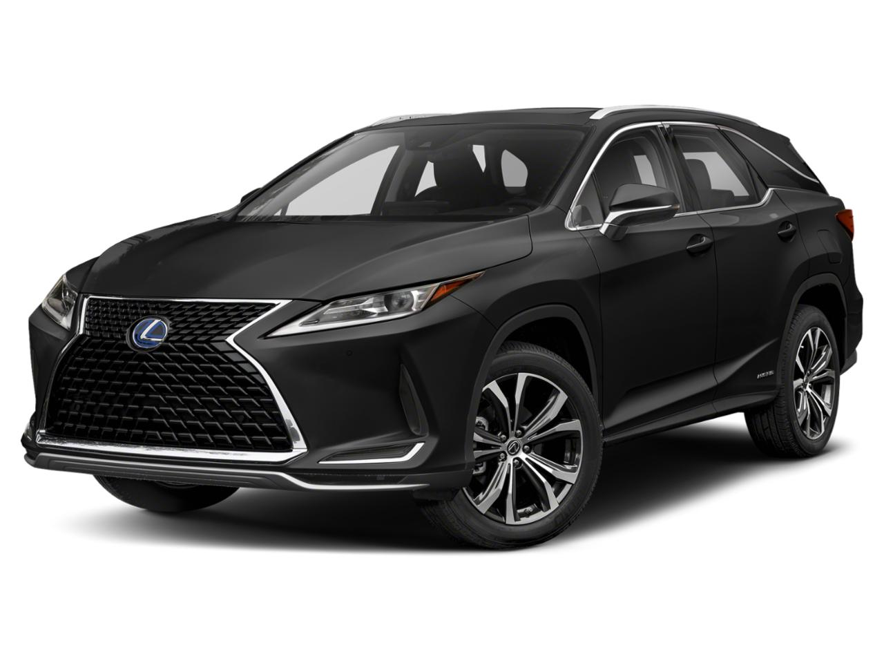 2021 Lexus RX 450hL Vehicle Photo in Fort Worth, TX 76132