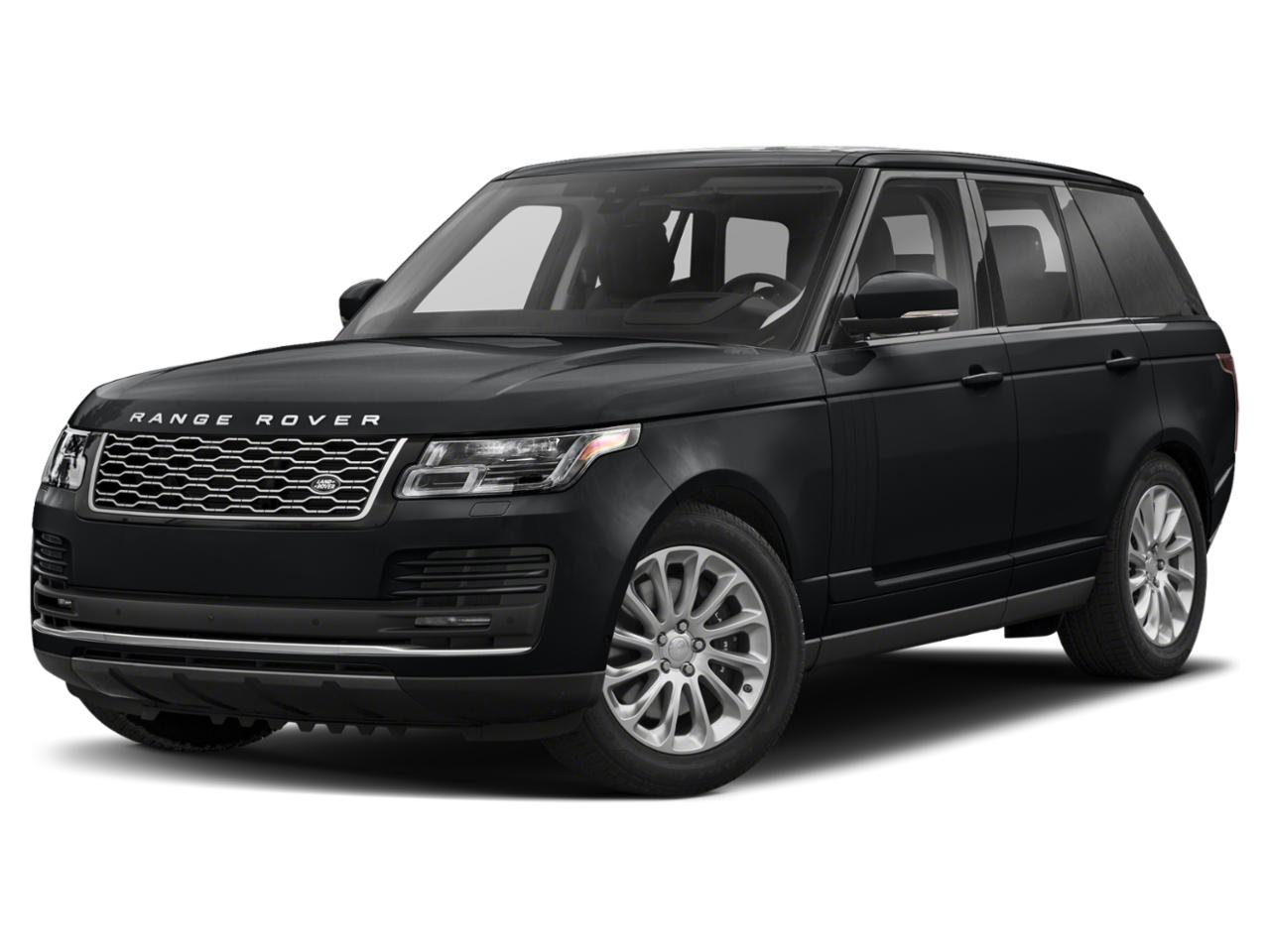 2021 Land Rover Range Rover Vehicle Photo in Austin, TX 78717