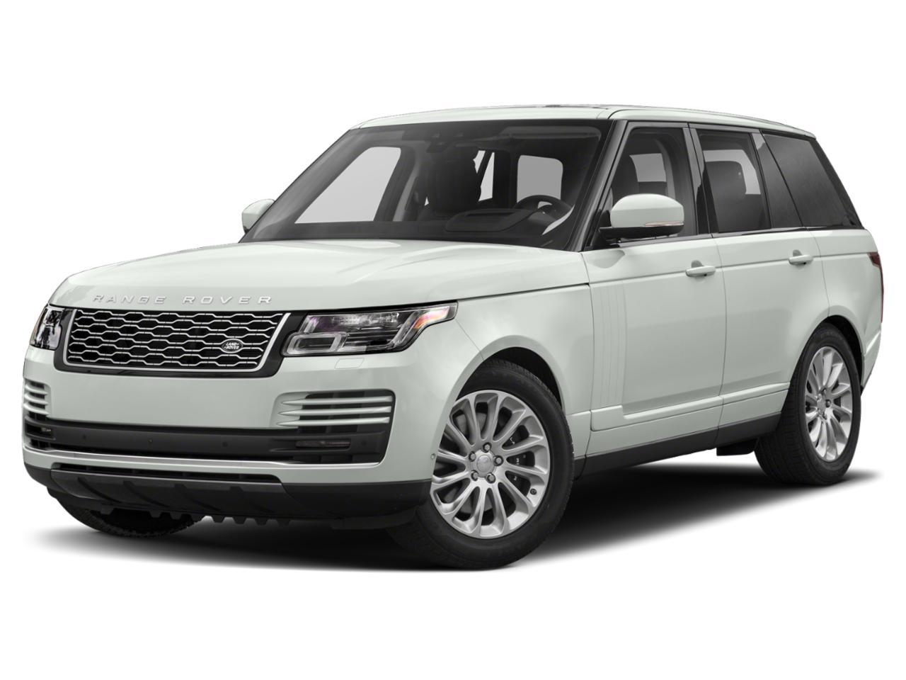2021 Land Rover Range Rover Vehicle Photo in Austin, TX 78717