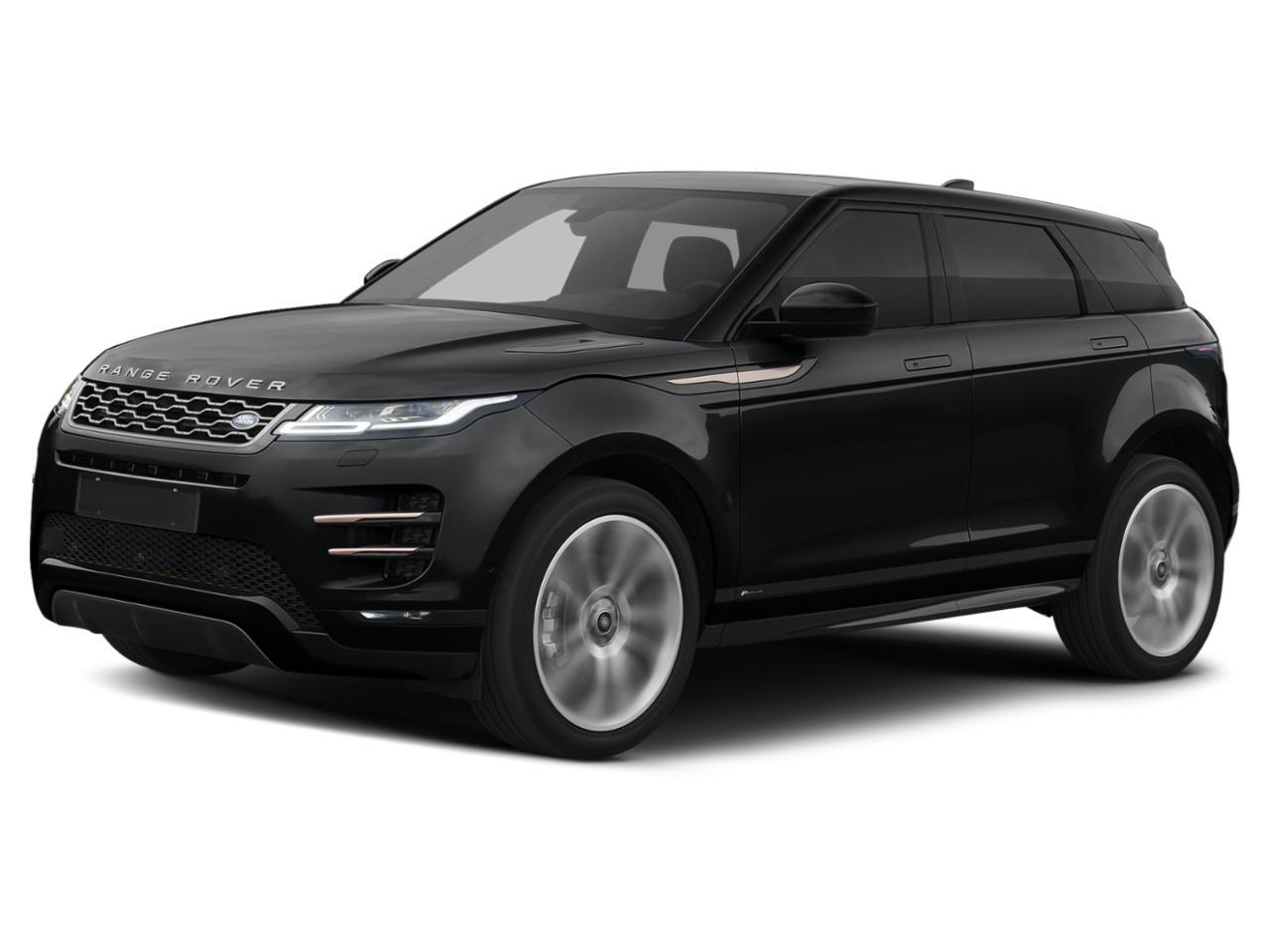 2021 Land Rover Range Rover Evoque Vehicle Photo in Austin, TX 78717