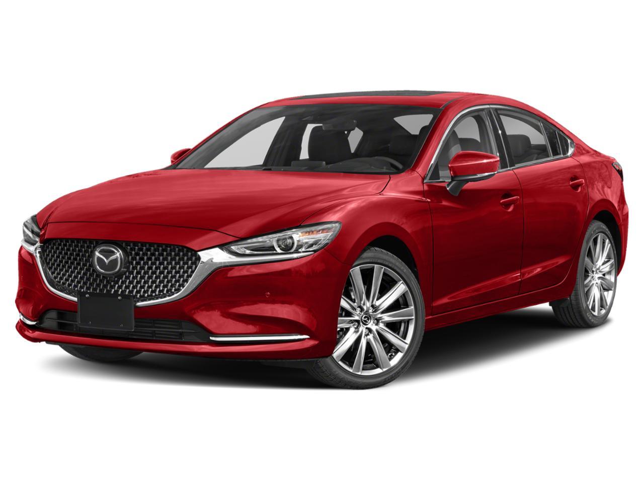 2021 Mazda Mazda6 Vehicle Photo in Appleton, WI 54913