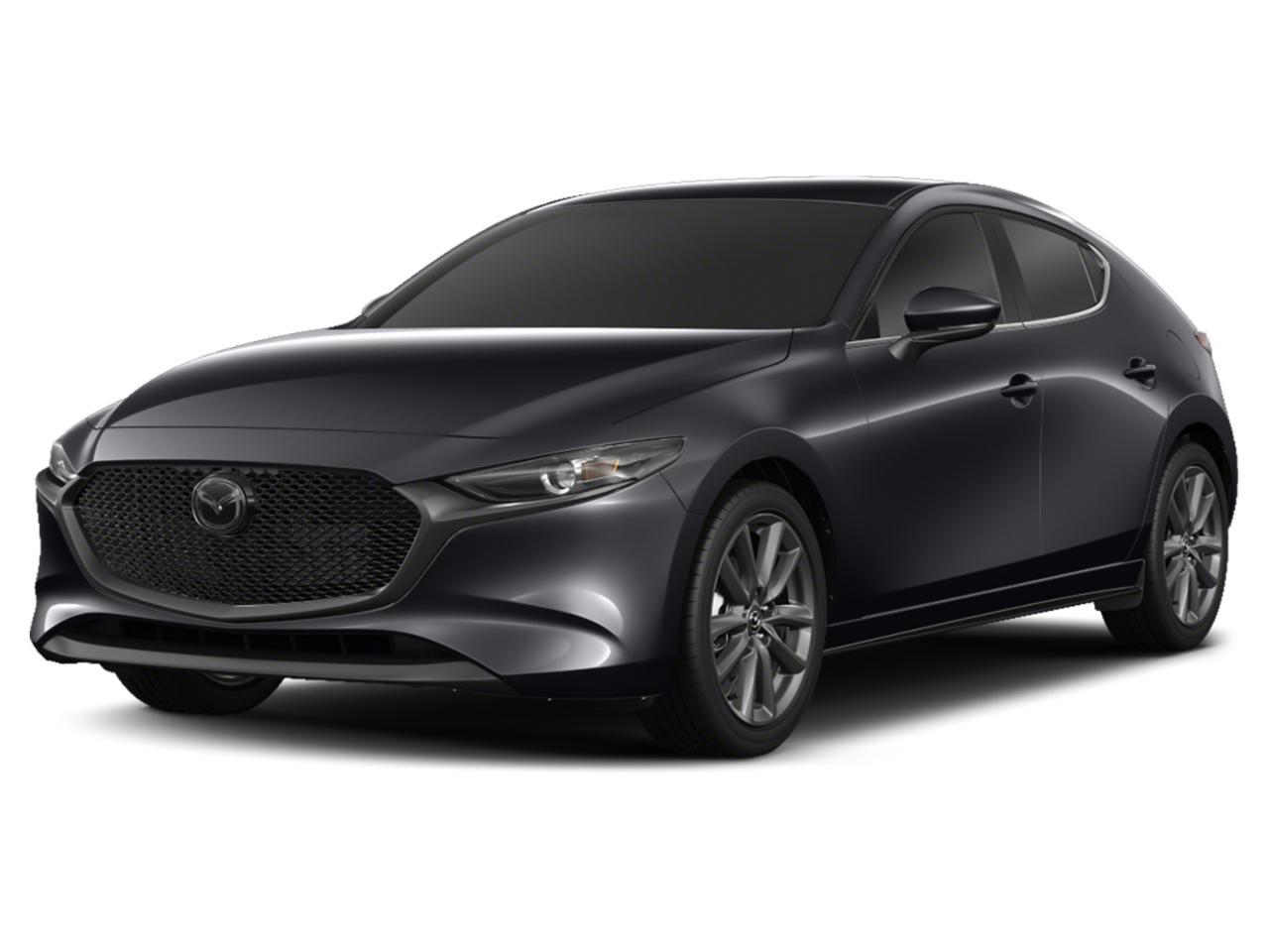 2021 Mazda Mazda3 Hatchback Vehicle Photo in Green Bay, WI 54304