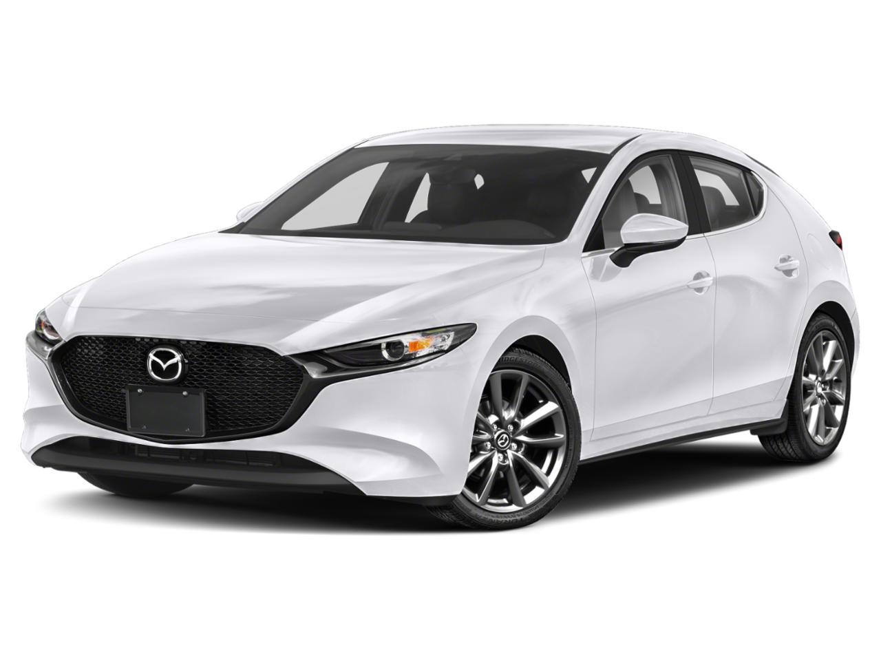 2021 Mazda3 Hatchback Vehicle Photo in Rockville, MD 20852