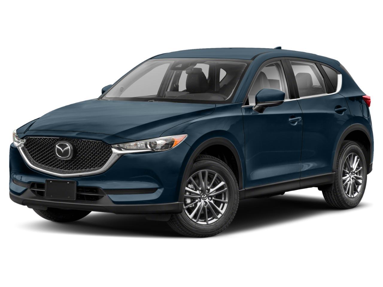2021 Mazda CX-5 Vehicle Photo in Green Bay, WI 54304